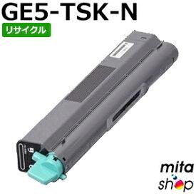 【期間限定】カシオ用 GE5-TSK-N / GE5TSKN 一般トナー ブラック リサイクルトナーカートリッジ (即納再生品)