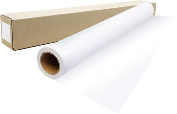 インクジェットロール紙 バックライトフィルム幅1118mm(B0ノビ)×長さ30m 厚0.22mm
