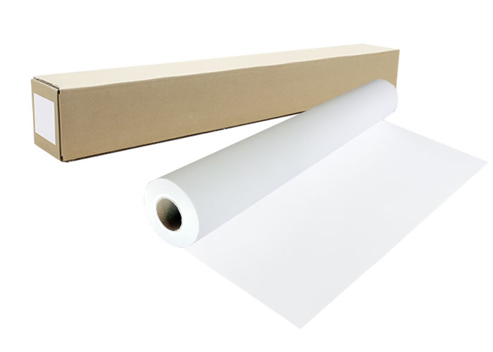 インクジェットロール紙 吸着合成紙幅515mm(B2)×長さ20m