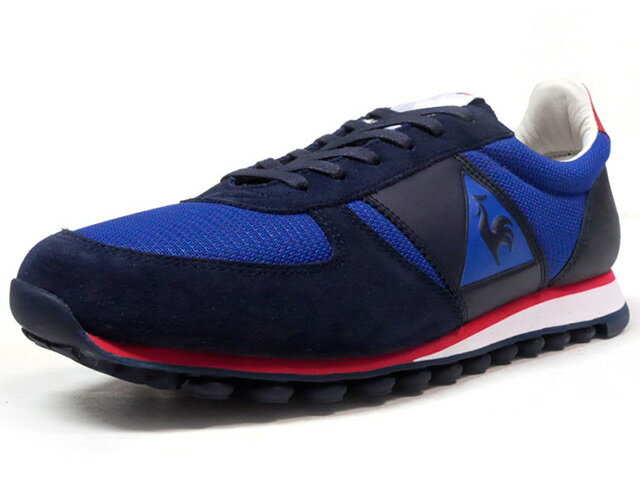 "le coq sportif [ルコックスポルティフ ターボスタイルBBR メイドインフランス BBRパック ルクラブリミテッドエディション] TURBOSTYLE BBR ""made in FRANCE"" ""BBR PACK"" ""LIMITED EDITION for Le CLUB"" NVY/BLU/RED/WHT (1720298)"