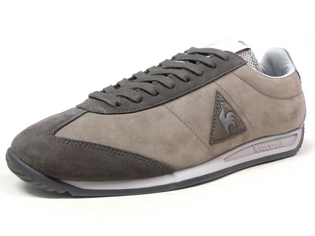 "le coq sportif [ルコックスポルティフ クオーツヴァレーブランシュ メイドインフランス ヴァレーブランシュパック] QUARTZ VALLEE BLANCHE ""made in FRANCE"" ""VALLEE BLANCHE PACK"" ""LIMITED EDITION for Le CLUB"" GRY/L.GRY/L.BLU (1720307)"