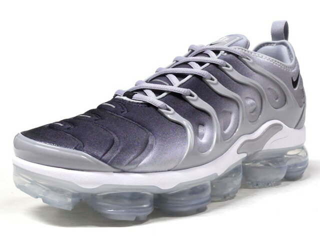 "NIKE [ナイキ エアヴェイパーマックスプラス ナイキスポーツウェアリミテッドエディション] AIR VAPORMAX PLUS ""LIMITED EDITION for NSW"" GRY/BLK/WHT/CLEAR (924453-007)"