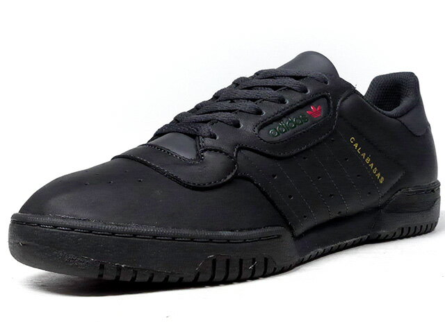 "adidas [アディダス イージーパワーフェーズ コアブラック カニエウェスト] YEEZY POWERPHASE ""CORE BLACK"" ""KANYE WEST"" BLK/BLK (CG6420)"