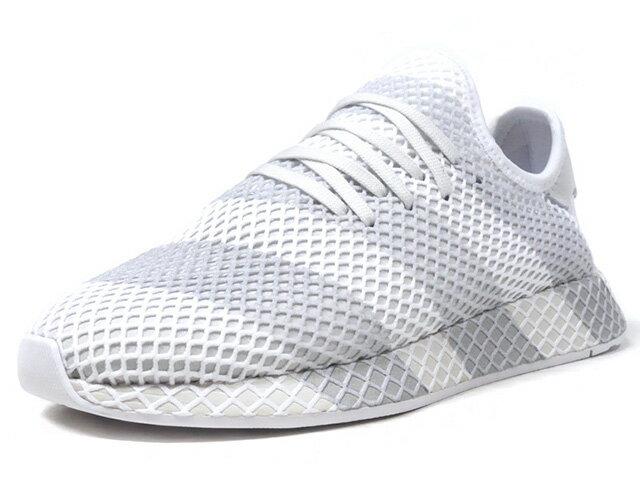 """adidas [アディダス ディーラプトコンソーシアム コンソーシアムリミテッドエディション] DEERUPT CONSORTIUM """"LIMITED EDITION for CONSORTIUM"""" WHT/SLV (AC7755)"""
