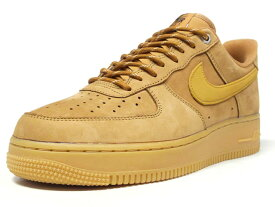 """NIKE [ナイキ エアフォース1'07WB ウィートパック] AIR FORCE 1 '07 WB """"WHEAT PACK"""" """"LIMITED EDITION for NSW"""" FLAX/WHEAT/GUM LIGHT BROWN/LIN/BRUN CLAIR GOMME/BLEAT (CJ9179-200)"""