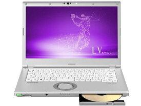 【新品・在庫あり】Panasonic CF-LV8SDKVS Let`s note LV8 法人 Core i7-8665UvPro/ 16GB/ SSD512GB/ SMD/ W10P64/ 14.0FullHD/ 電池L/ 顔認証【送料無料!(沖縄・離島は除く)】