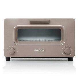 【東証上場の安心企業】【新品】バルミューダ スチームオーブントースター The Toaster K01E-CW [ショコラ]