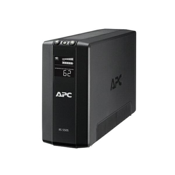 【正規3年保証・新品・在庫あり】BR550S-JP  APC UPS無停電電源装置【送料無料(沖縄・離島を除く)】【kk9n0d18p】