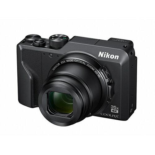 【延長保証対応】【新品・在庫あり】A1000BK ●ニコン(Nikon) COOLPIX A1000 [ブラック]【送料無料!(本州のみ)】【kk9n0d18p】