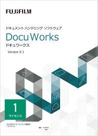 【正規品・在庫あり★】DocuWorks 9.1 ライセンス認証版/1ライセンス 基本パッケージ (SDWL547A)【送料無料(沖縄・離島は除く)】