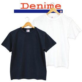 ドゥニーム Tシャツ 半袖 無地 アメカジ メンズ ブランド
