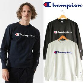 Champion チャンピオン メンズ 男性 クルーネック スウェット