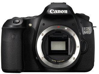"""Canon EOS 60 d digital SLR body only """"quick delivery-2 business days after shipping ' 1800万 images can be taken with high ISO sensitivity and low noise Prime"""