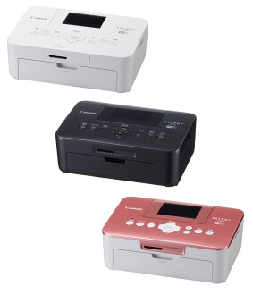 1-3 Business days after shipment appointment Canon SELPHY CP900 デジカメプリンター [Wi-Fi (wireless LAN) enabled! Printable various connection methods from various devices, such as Smartphones and digital cameras.