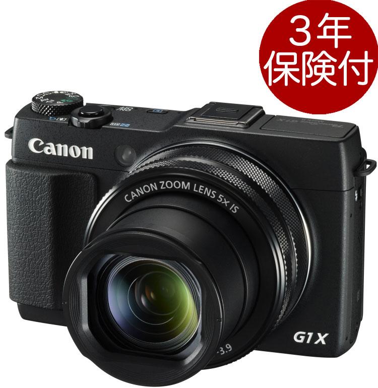Canon PowerShot G1X MarkIIデジタルカメラ『1〜2営業日後の発送予定』デジタル一眼レフの表現力に近づいた1.5型CMOS搭載コンパクトデジカメ【smtb-TK】【RCP】[fs04gm][02P05Nov16]