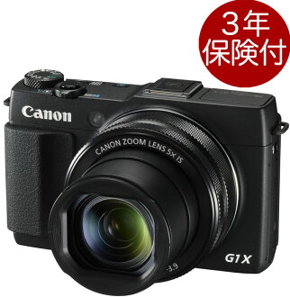 "1.5 type CMOS that neared power of expression of the Canon PowerShot G1X MarkII digital camera ""it is going to release it in the middle of March, 2014 reservation"" digital single-lens reflex camera-based compact digital camera [02P02Mar14]"