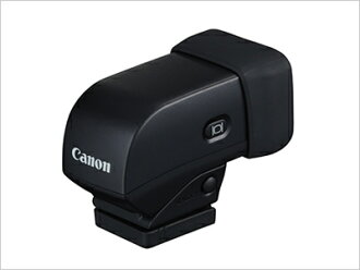 """Liquid crystalline external finder [02P24Feb14] for Canon electron view finder EVF-DC1 """"it is going to release it in the middle of March, 2014 reservation"""" PowerShot G1X MarkII"""