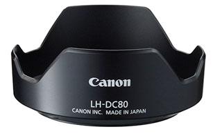 Canon レンズフード LH-DC80『1〜3営業日後の発送予定』PowerShot G1X MarkII用レンズフード LH-DC80【smtb-TK】【RCP】[fs04gm][02P05Nov16]