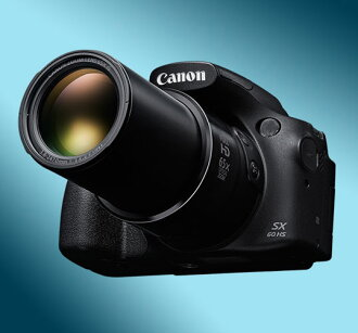 "Canon PowerShot SX60 HS super zoom digital camera can't capture ""1 ~ 2 business days after shipping, naked eye sight also could shoot 65 x optical zoom equipped with digital cameras [fs04gm], [02P13Nov14]"