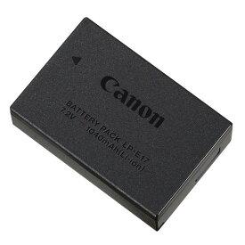 Canon バッテリーパック LP-E17 リチウムイオン充電池 4549292020977 [02P05Nov16]