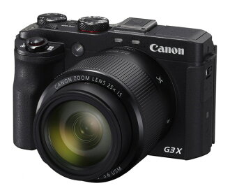 "Canon PowerShot G3 X ""1 to 3 business days after shipping] [high-magnification model G series! 600 mm high-magnification zoom compact cameras] [fs04gm], [02P04Jul15]"