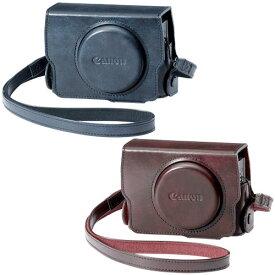 Canon ソフトケース CSC-G8『品薄納期2週間ほど』PowerShot G7 X MarkII対応カメラケース[fs04gm][02P05Nov16]