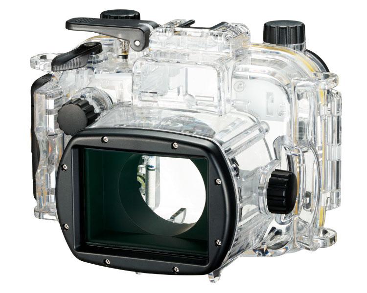 Canon ウォータープルーフケース WP-DC56『3〜4営業日後の発送予定』PowerShot G1X MarkIII用防水プロテクター【smtb-TK】【RCP】[fs04gm][02P05Nov16]