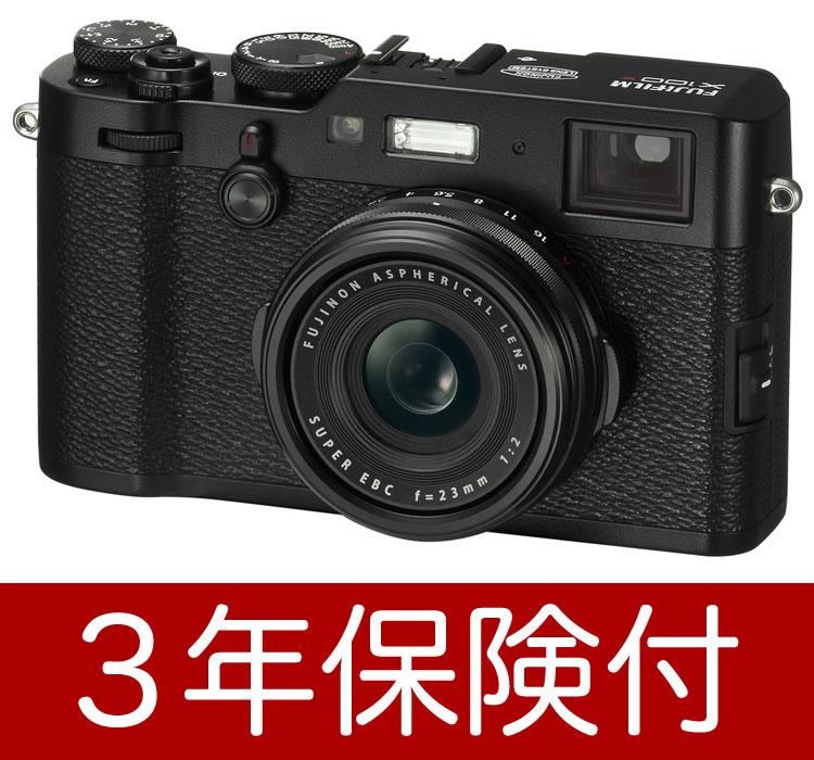 Fujifilm X100F-B デジタルカメラ ブラック『即納』【あす楽対応】アドバンスト・ハイブリッドビューファインダー搭載【smtb-TK】【RCP】[fs04gm][02P05Nov16]