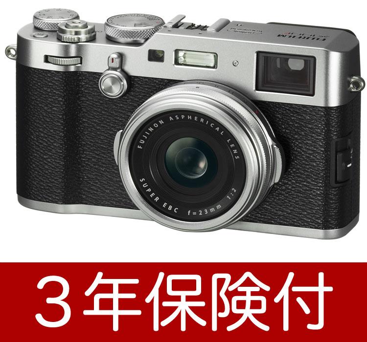 Fujifilm X100F-S デジタルカメラ シルバー『即納』【あす楽対応】アドバンスト・ハイブリッドビューファインダー搭載【smtb-TK】【RCP】[fs04gm][02P05Nov16]