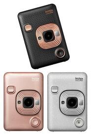 富士フィルム instax mini LiPlay ハイブリッドインスタントカメラ (Fujifilm インスタックスミニ リプレイ)[02P05Nov16]