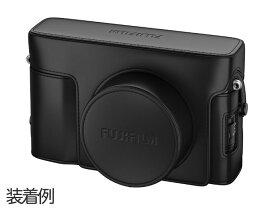 Fujifilm LC-X100V レザーケース ブラック カメラケース[02P05Nov16]