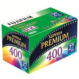 Fujifilm フジカラー SUPERIA PREMIUM 400 27枚撮りネガフィルム単品 FUJICOLOR[02P05Nov16]