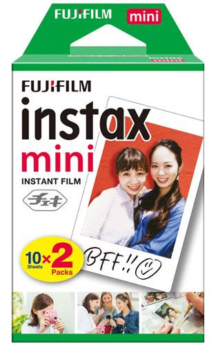 Fuji Instax mini チェキフィルム2本入り 4547410377231【RCP】[fs04gm][02P05Nov16]