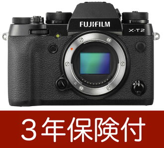 "Fuji Film X-T2 body only ""9/2016 8, release / light delivery time 4 weeks or so."""