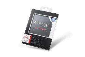 [メール便で送料無料] GIN-ICHIxGRAMAS Extra Glass for Canon EOS 90D デジタル一眼レフカメラ用液晶保護ガラス[02P05Nov16]