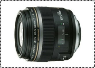 "Canon EF-S60mm F2.8 macro USM lightweight compact ""APS-C sensor size camera use"" macrolens fs3gm"