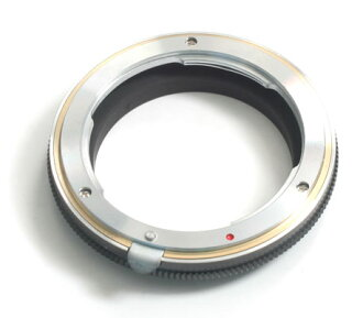 ) mount adapter (not for microfour SARS) for ELEFOTO Nikon F- four SARS (OLYMPUS/Panasonic single-lens reflex cameras
