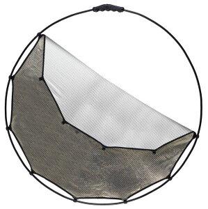 Lastolite ハロコンパクト リフレクター82cm サンライト/ソフトシルバー LL LR3310 フレーム付きリフレクター[02P05Nov16]