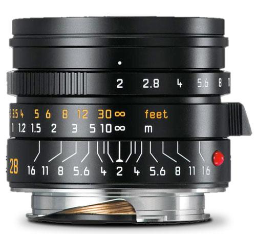 LEICA SUMMICRON-M 28 mm f/2 ASPH. [11672] 広角レンズ『3〜4営業日後の発送』【RCP】【smtb-TK】[fs04gm][02P05Nov16]