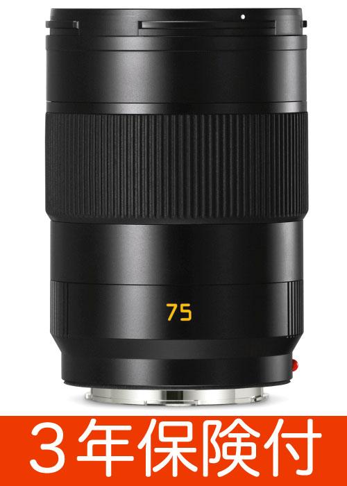 LEICA APO-SUMMICRON SL 75mm f2 ASPH. SLシリーズ用中望遠レンズ #11178[02P05Nov16]