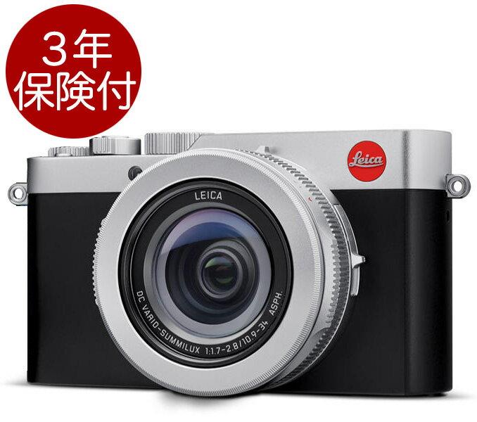 [3年保険付] Leica D-LUX7 3倍VARIO-SUMMILUX ズームレンズ搭載コンパクトデジカメ #19116『2018年12月発売』[02P05Nov16]