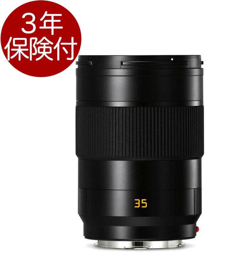 [3年保険付] LEICA APO-SUMMICRON-SL f2/35mm ASPH.『納期未定予約』 SLシリーズ用大口径広角レンズ[02P05Nov16]