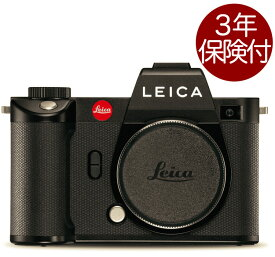 [3年保険+メーカー2年保証付] LEICA SL2 Body ビューファインダー付ミラーレス一眼カメラ ライカSL2『2019年11月23日新発売』【ライカジャパン株式会社より入荷の正規品】[02P05Nov16]