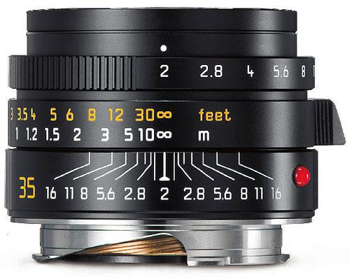LEICA SUMMICRON-M 35mm f/2 ASPH.ブラック[11673]広角レンズ『3〜4営業日後の発送』【RCP】【smtb-TK】[fs04gm][02P05Nov16]