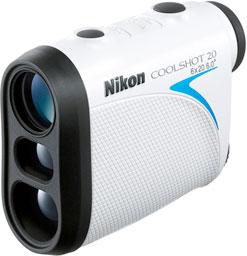 Nikon 携帯型レーザー距離計 COOLSHOT20 [02P05Nov16]
