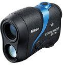 Nikon ゴルフ用レーザー距離計 COOLSHOT 80i VR『即納〜2営業日後の発送』高低差測定が可能なレーザー距離計【RCP】[fs04gm][02P0...