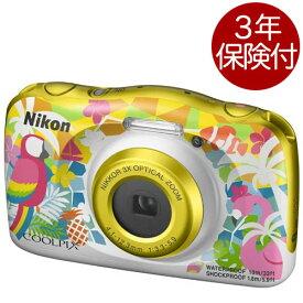 [3年保険付] Nikon COOLPIX W150 リゾート 耐衝撃・防塵防水デジタルカメラ [02P05Nov16]