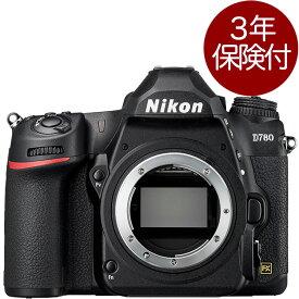 [3年保険付]Nikon D780 ニコン フルサイズFXフォーマットデジタル一眼レフボディー[02P05Nov16]