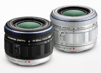 """[three years insurance special price belonging to] OLYMPUS M.ZUIKO DIGITAL ED14-42mm F3 .5-5.6 standard zoom lens """"delivery date approximately one week"""" [fs04gm][02P05Nov16]"""