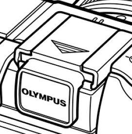 OLYMPUS E-P2/E-PL1以降用ホットシューカバー『4〜5営業日後の発送予定』黒:VN239700/シルバー:WC348300/白:VR072300 [02P05Nov16]